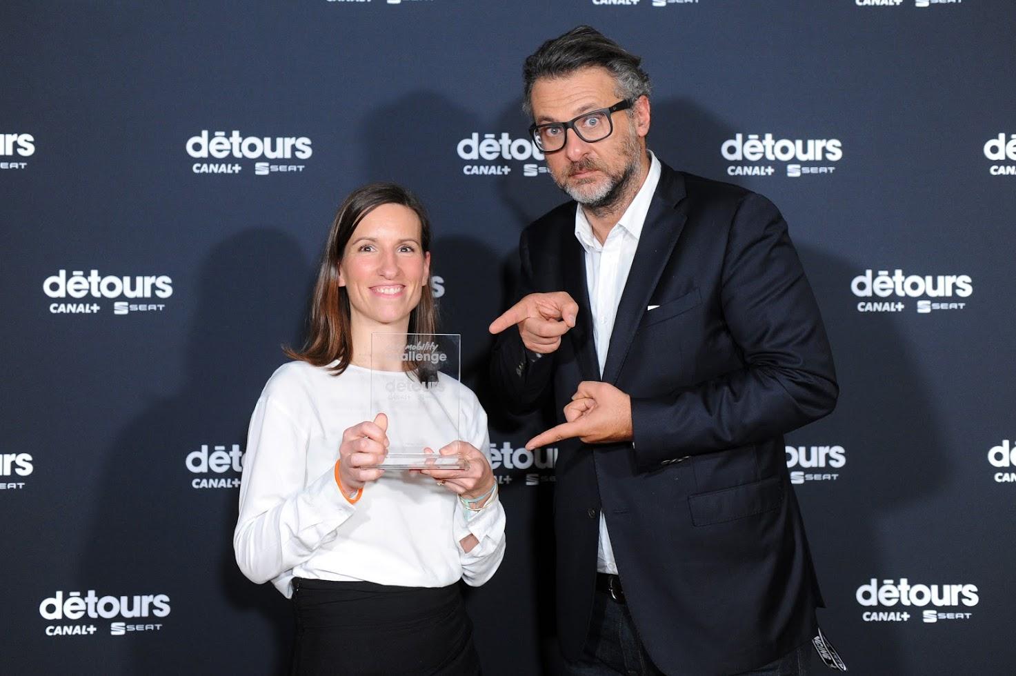 La startup Cocolis, grande gagnante de l'Easy Mobility Challenge 2019
