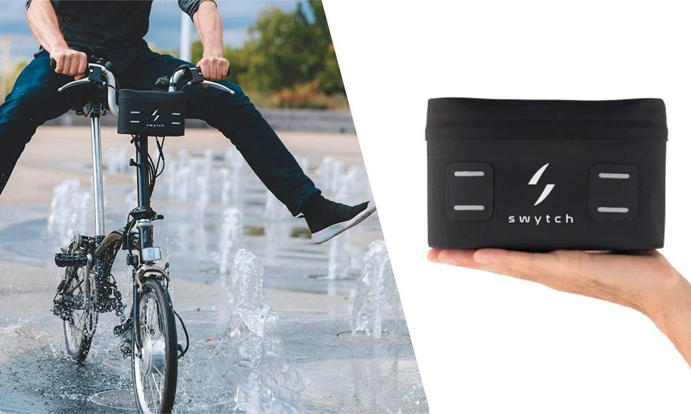 Un boitier à 400 € pour transformer n'importe quel vélo en bolide électrique