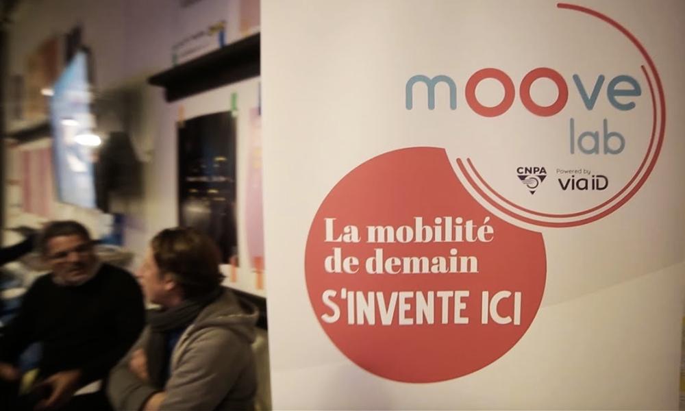 Nouvelle édition du Moove Lab : les startups mobilité peuvent s'inscrire dès maintenant