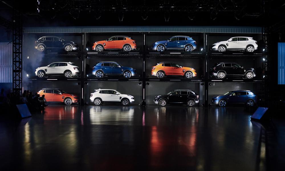 """Lynk & Co, le """"Spotify de l'automobile"""" qui permet de s'abonner à une voiture sans engagement"""