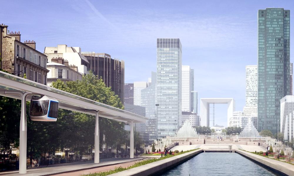 Rencontre avec Supraways, la startup qui veut désengorger les villes avec des navettes suspendues