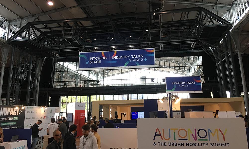 Mort du pétrole et règne de la voiture électrique : le résumé du salon Autonomy 2019