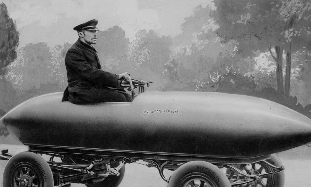 1899 : la première voiture à dépasser les 100 km/h était… électrique
