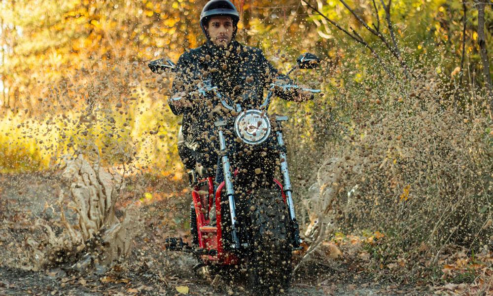 The Beast : un vélo électrique qui se conduit comme une moto tout-terrain