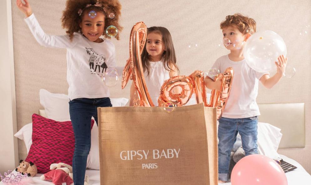 Voyager léger quand on a des enfants, c'est possible avec Gipsy Baby