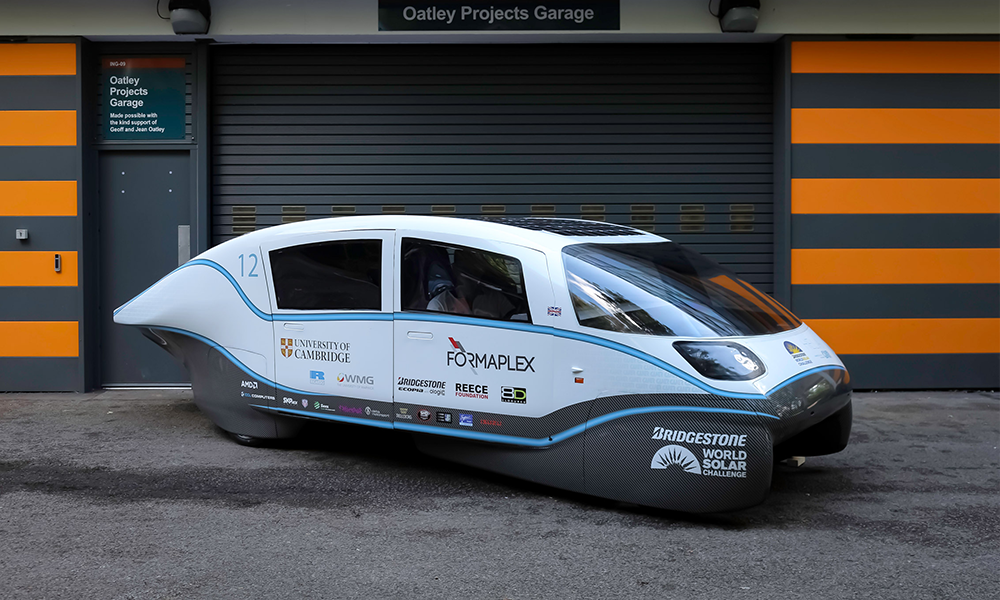 Cette voiture électrique consomme autant qu'un sèche-cheveux