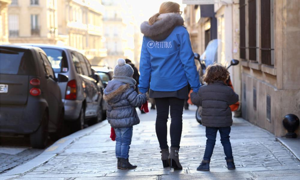N'emmenez plus vos enfants à l'école, avec PetitBus un voisin s'en charge