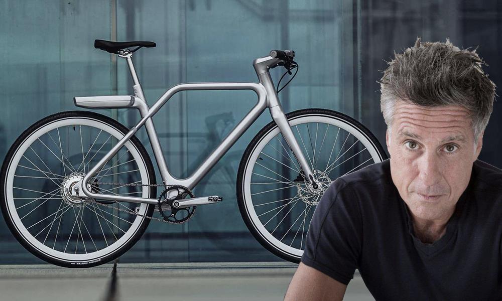 """Le fondateur de Meetic lance Angell, """"le Tesla des vélos électriques"""""""