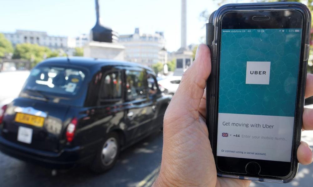 Terminus: les taxis Uber sont désormais interdits à Londres