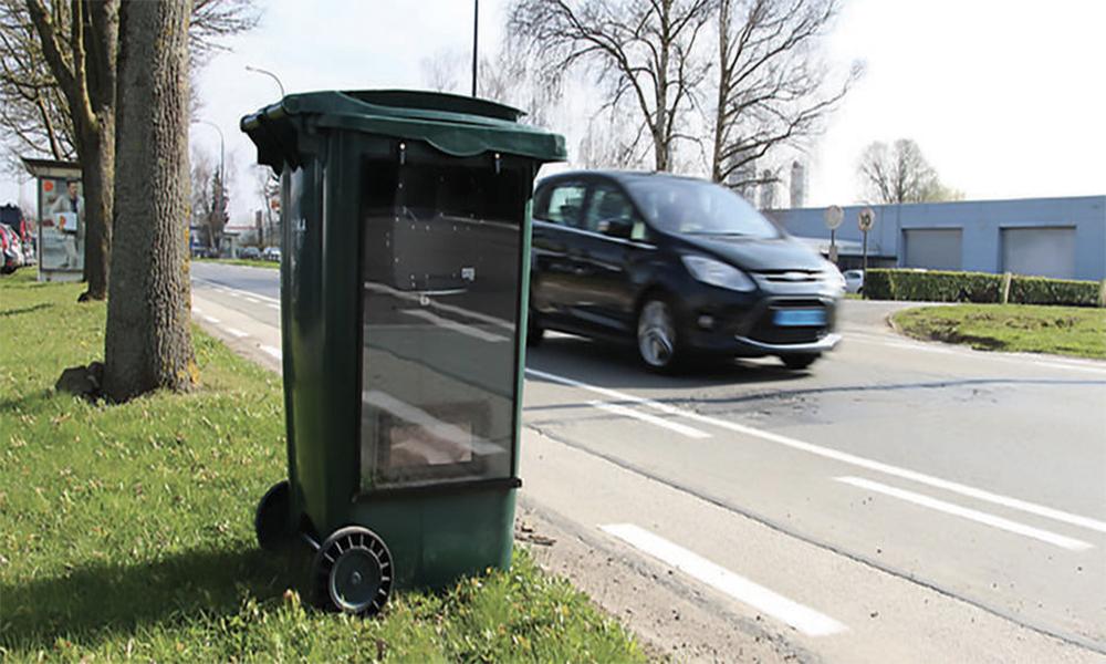 Radar boîte aux lettres, radar-poubelle… voici les meilleures ruses pour vous faire ralentir