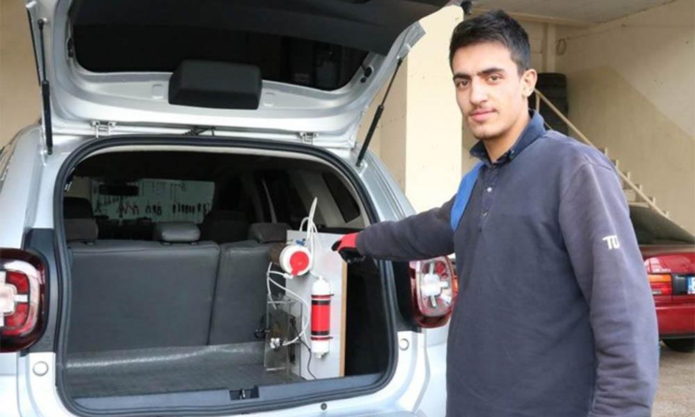 Cet inventeur turc aurait créé le moteur qui fonctionne à l'eau