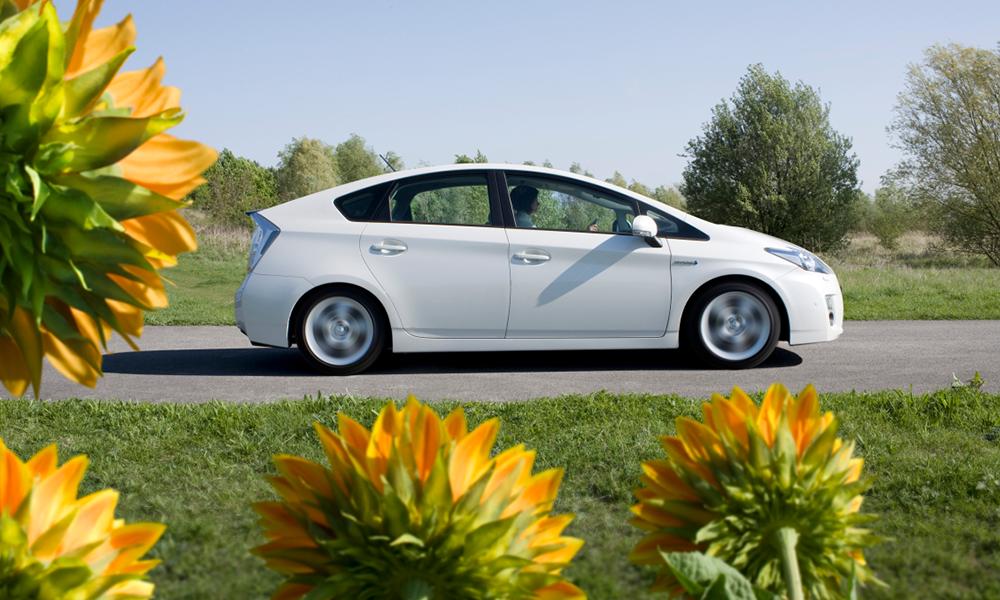 Demain, le bruit des voitures électriques pourrait aider à faire pousser les plantes