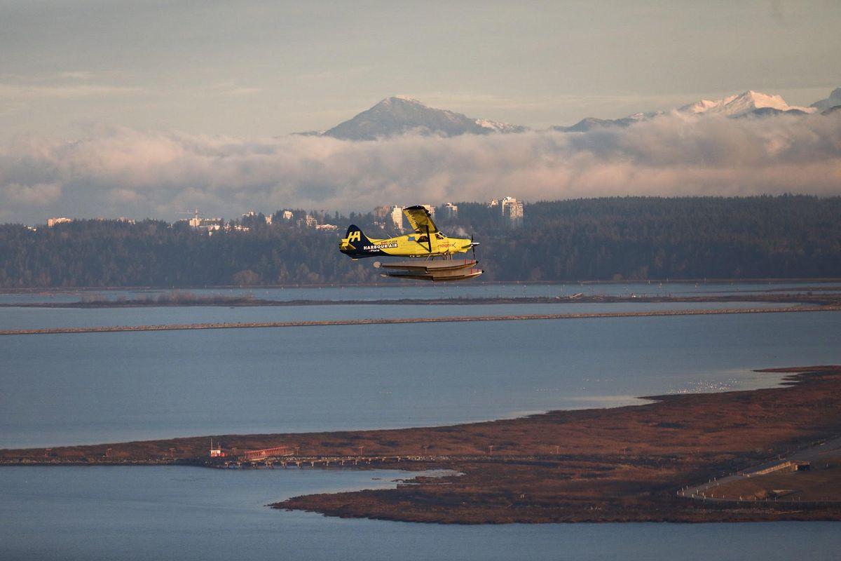 Première mondiale : un vol commercial entièrement électrique vient d'avoir lieu