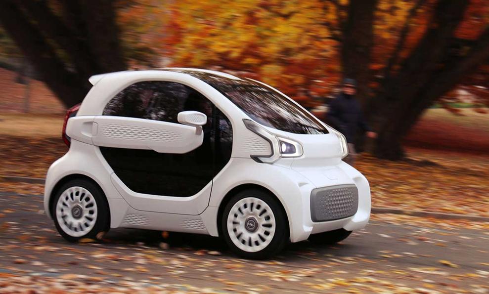 Qui veut cette mini électrique qui roule 70 km/h pour moins de 6000 euros ?