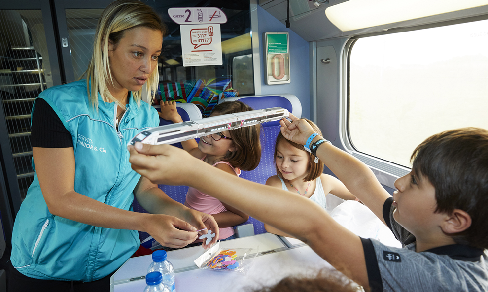 La SCNF annule son programme Junior & Cie : 6000 enfants privés de train pour les fêtes