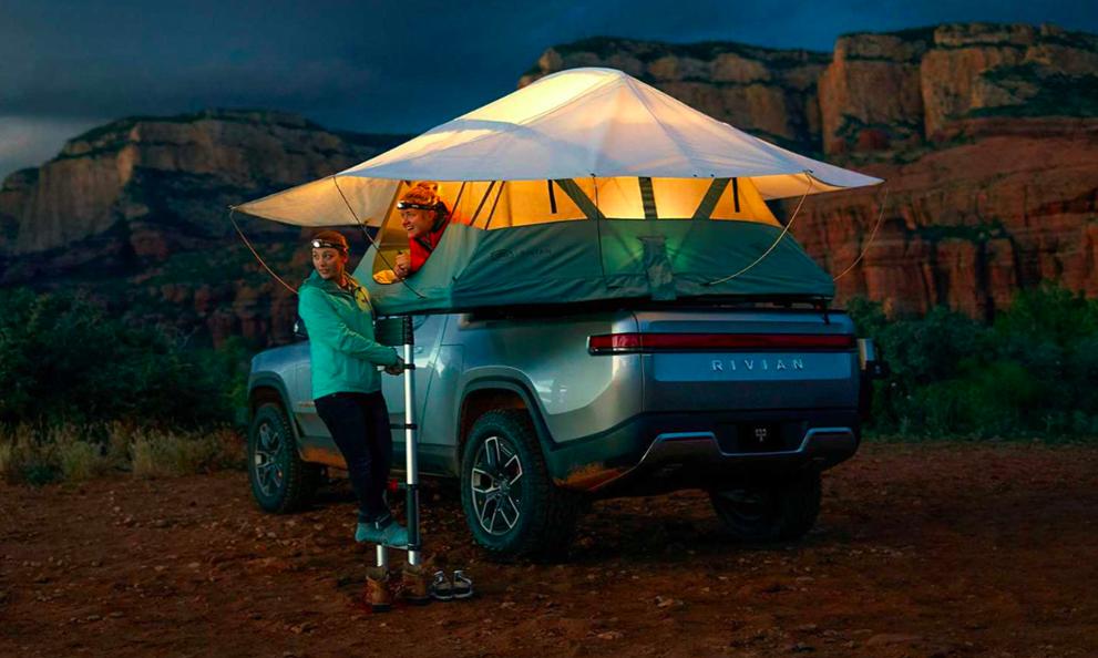 Pour 53 000 €, offrez-vous le premier pick-up électrique au monde