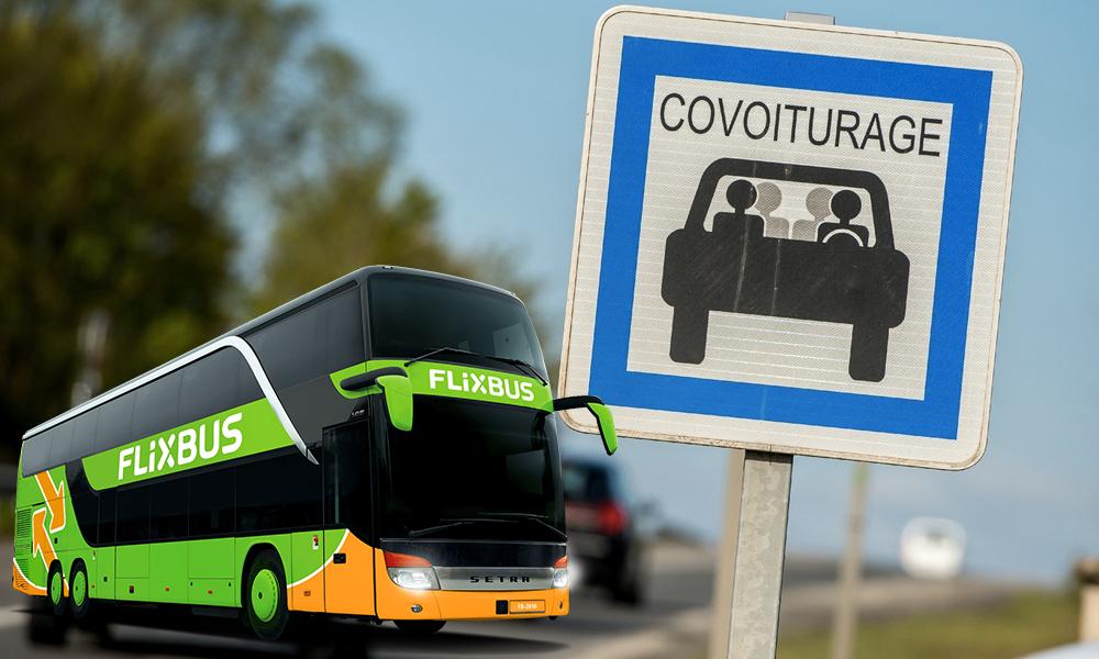 Merci la grève : FlixBus lance un service de covoiturage moins cher que BlaBlaCar