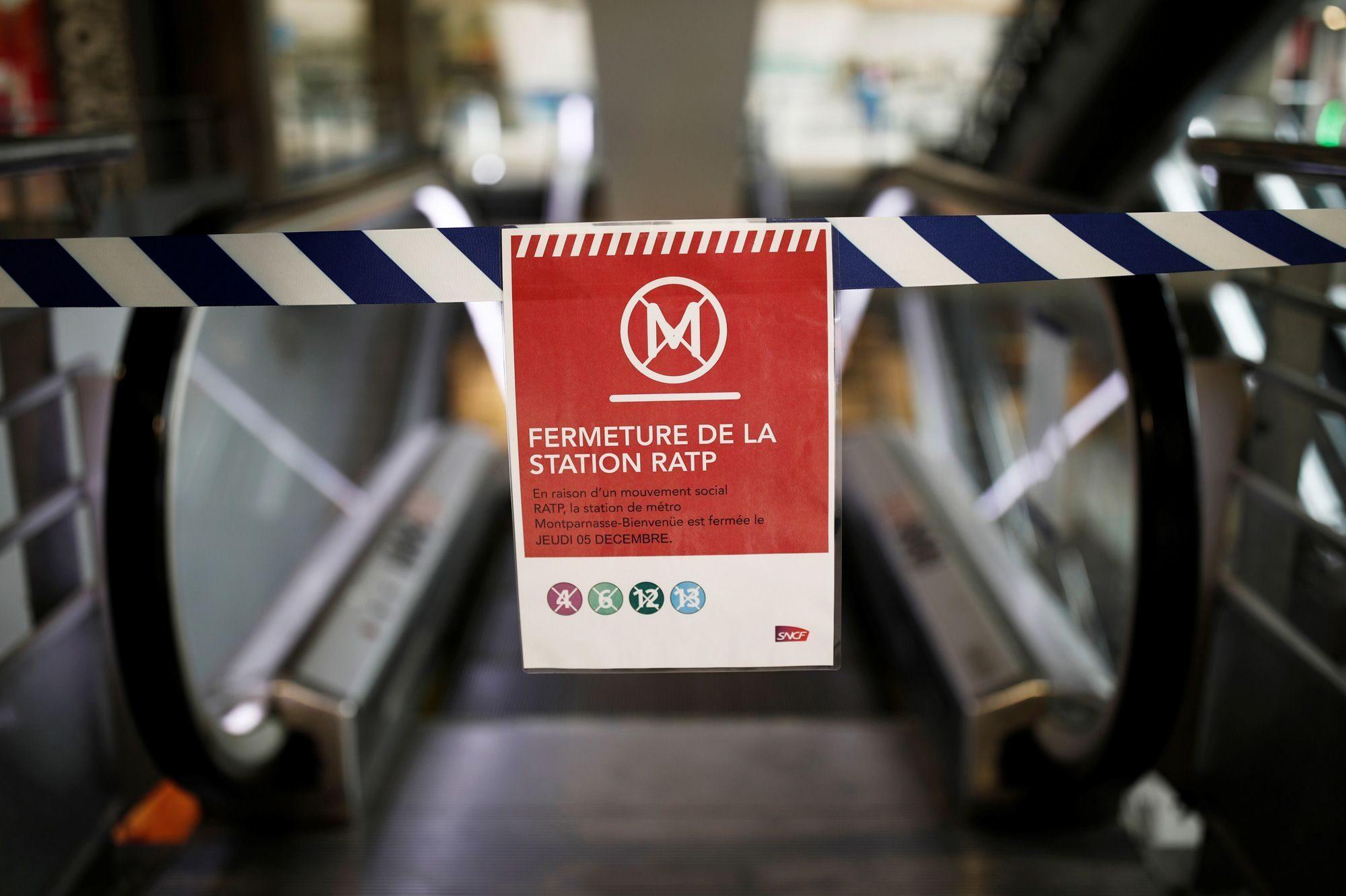 """La RATP et la SNCF vont-elles rembourser les """"victimes"""" de la grève ?"""
