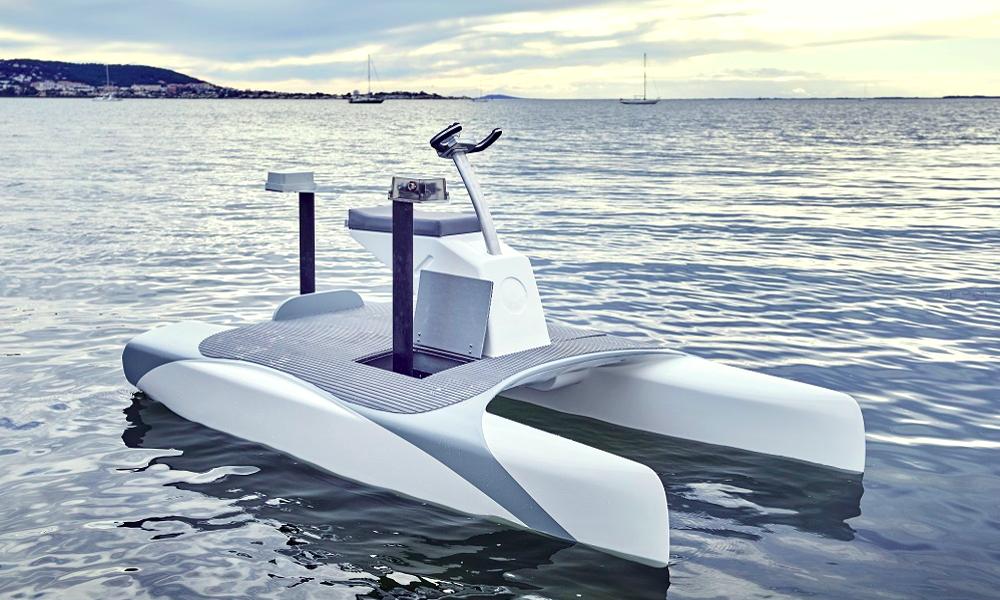 Made in Montpellier : voici le premier jet-ski électrique à conduite assistée