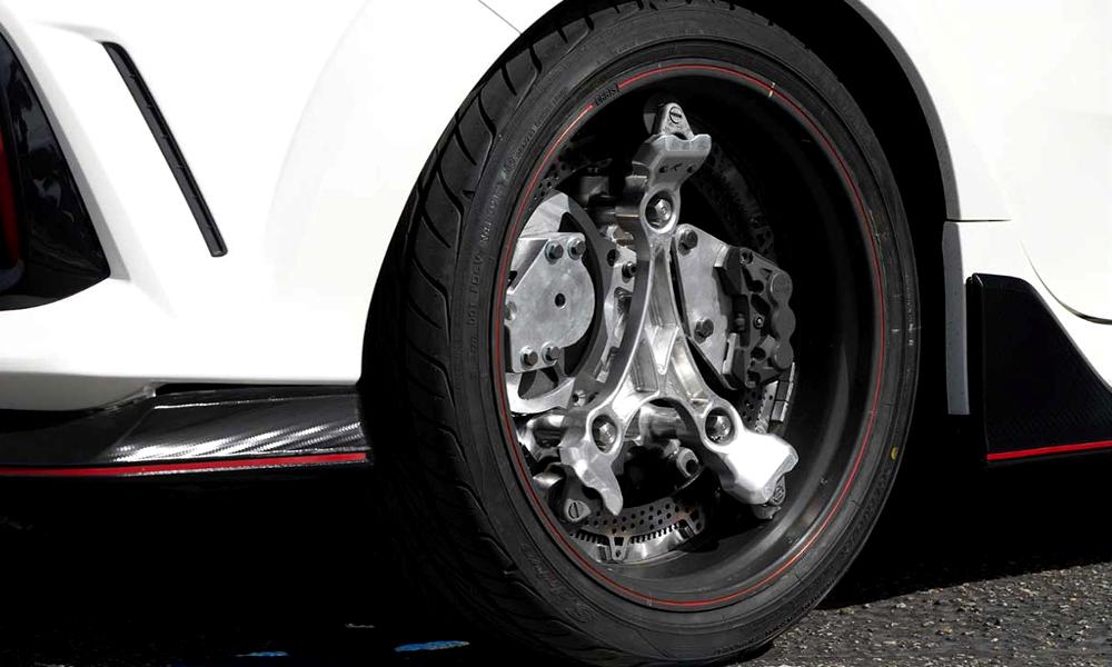 Ces roues électriques ajoutent 100 chevaux à n'importe quelle voiture