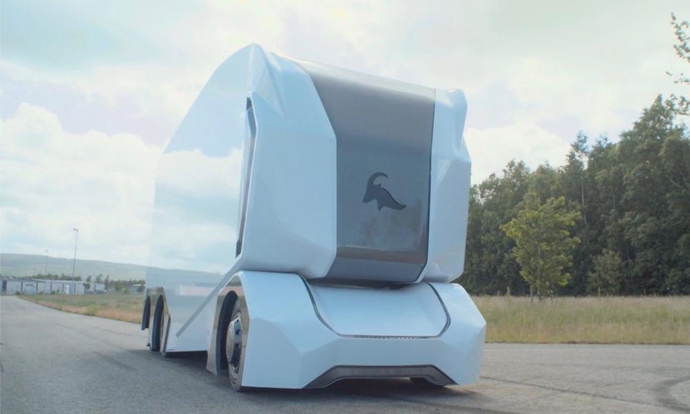 Moins de pollution pour Coca-Cola avec ces camions électriques et autonomes