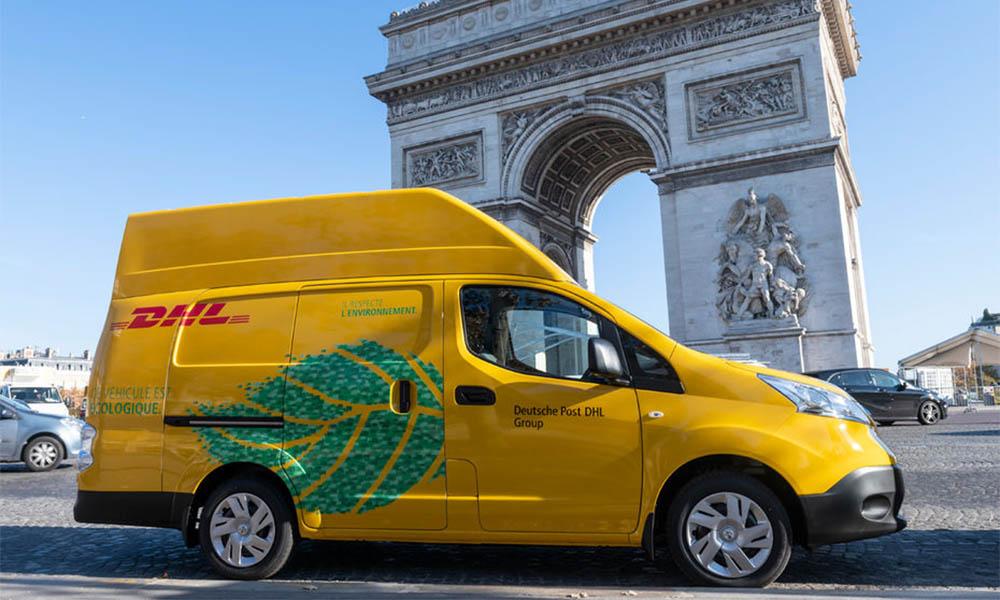DHL, N°1 des livraisons express, va passer aux camionnettes 100% électriques