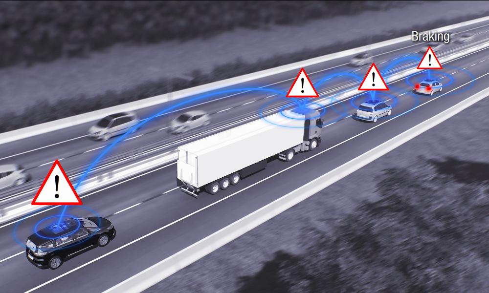 La Bretagne installe 500 km de routes connectées pour éviter les accidents