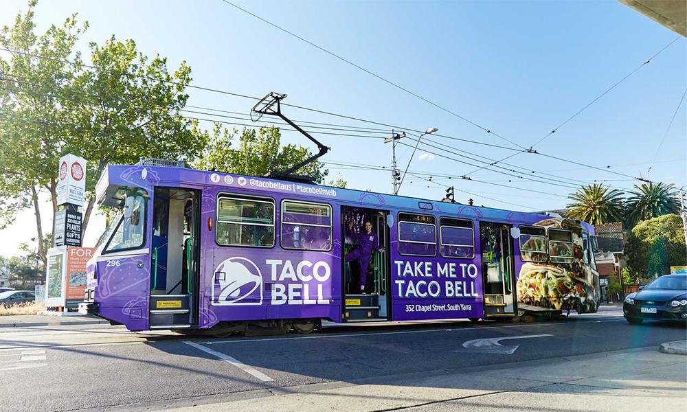 Ceci n'est pas un tram, c'est un drive de fast food