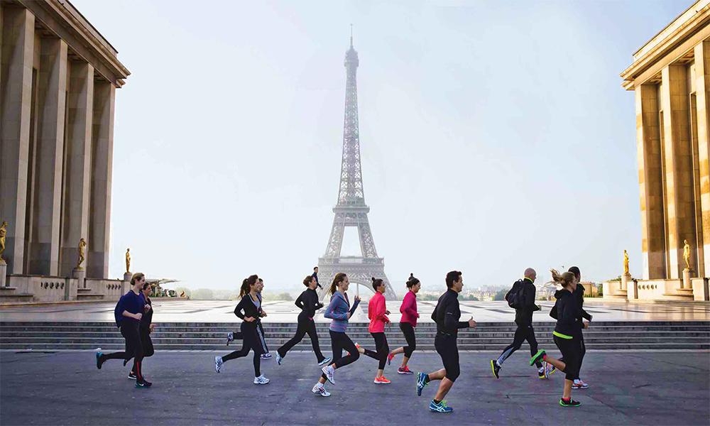 Parisiens, découvrez le nombre de calories brûlées entre deux stations grâce à une carte