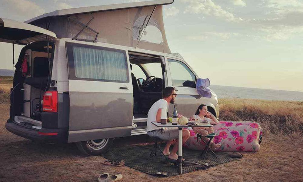 WeVan : une solution pour des vacances tout confort dans un van aménagé