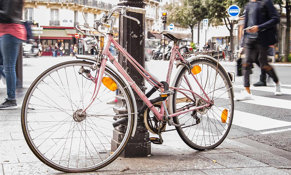Pour réduire les vols, les vélos devront avoir une «plaque d'immatriculation» dès 2020
