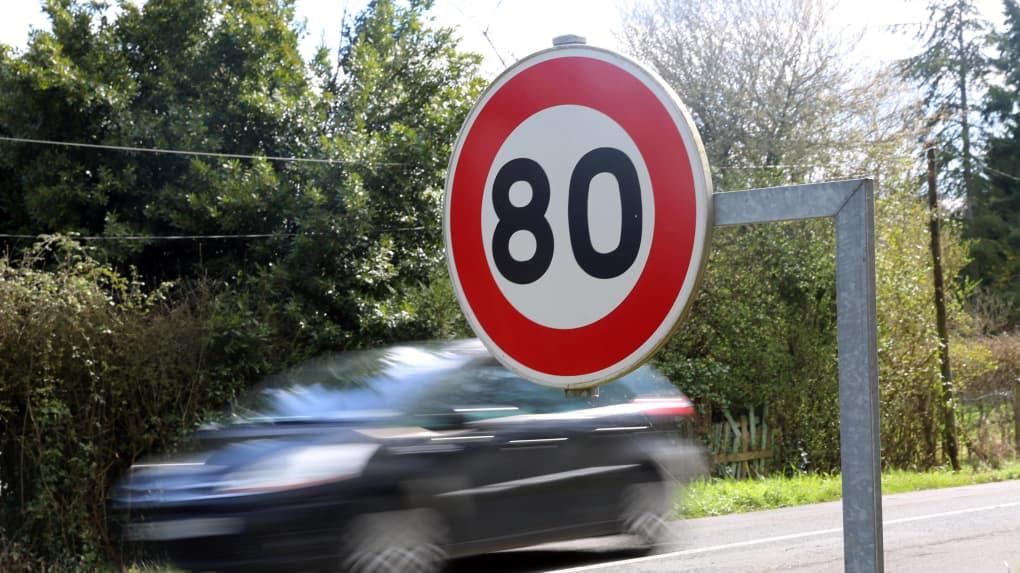 La liste de tous les départements qui ont fait marche arrière sur la loi 80 km/h