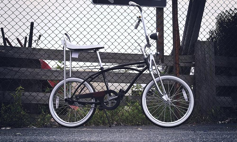 """Les fans de la série sont-ils prêts pour ce vélo """"Stranger Things"""" ?"""