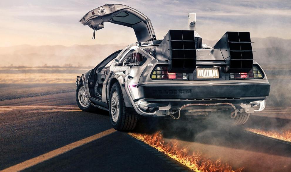 """La mythique DeLorean de """"Retour vers le futur"""" pourrait bien revenir… dans le futur"""