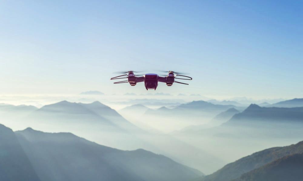 Ces drones vont bombarder la planète pour faire pousser 1 milliard d'arbres