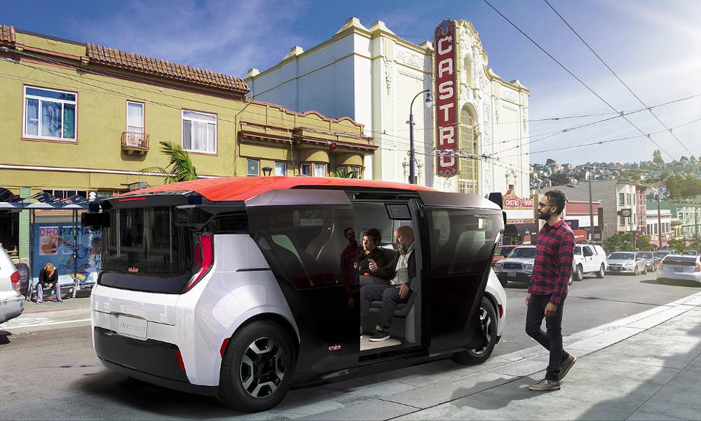Ces robots-taxis circulent nuit et jour pour ramener les salariés chez eux