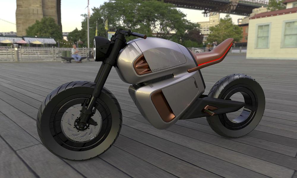 300 km sans faire le plein: la moto électrique du futur vient d'Aix-en-Provence