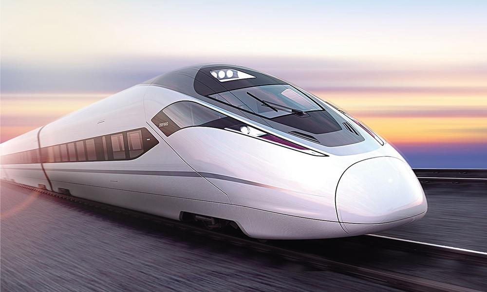 Et pendant ce temps-là, la Chine lance son premier TGV sans conducteur