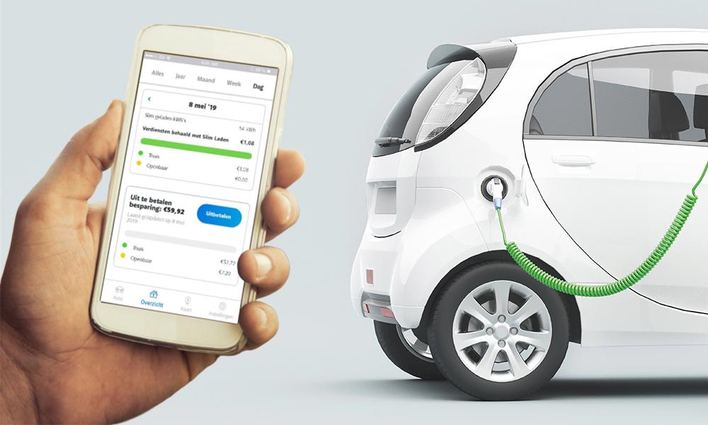 Jedlix, l'application qui vous paie pour recharger votre voiture électrique