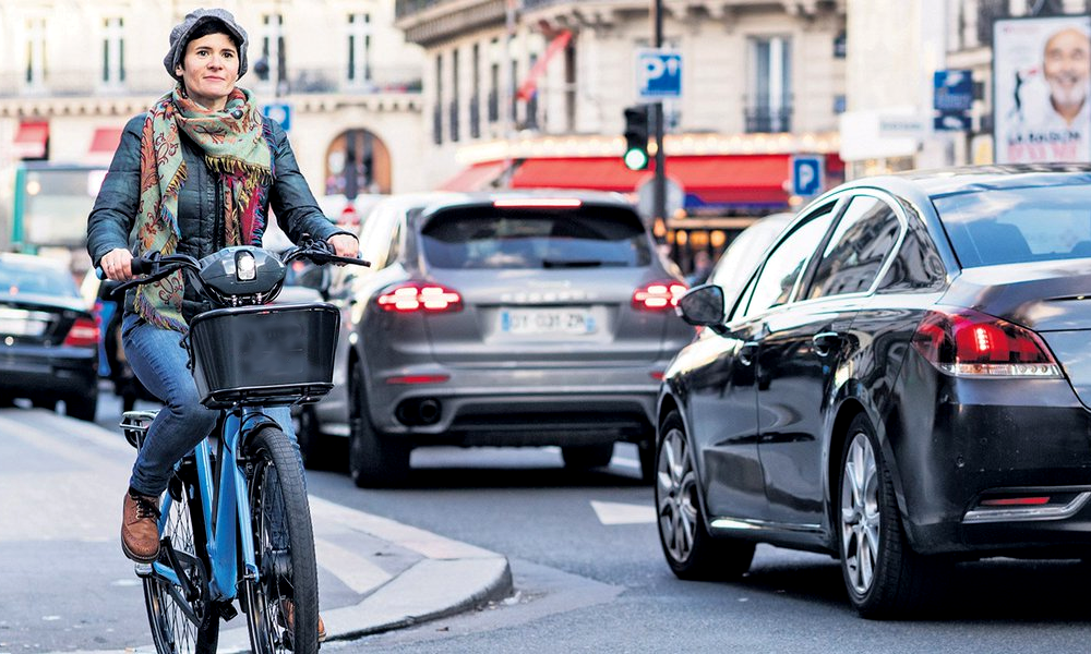 En 2021, il y a aura plus de vélos électriques que de voitures sur les routes