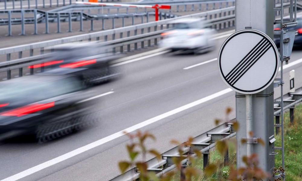 En Allemagne, la vitesse bientôt illimitée pour les voitures électriques ?