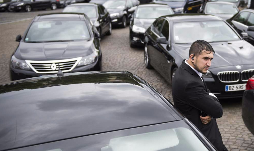 En mars, une grève générale des chauffeurs VTC pourrait faire flamber le prix des courses