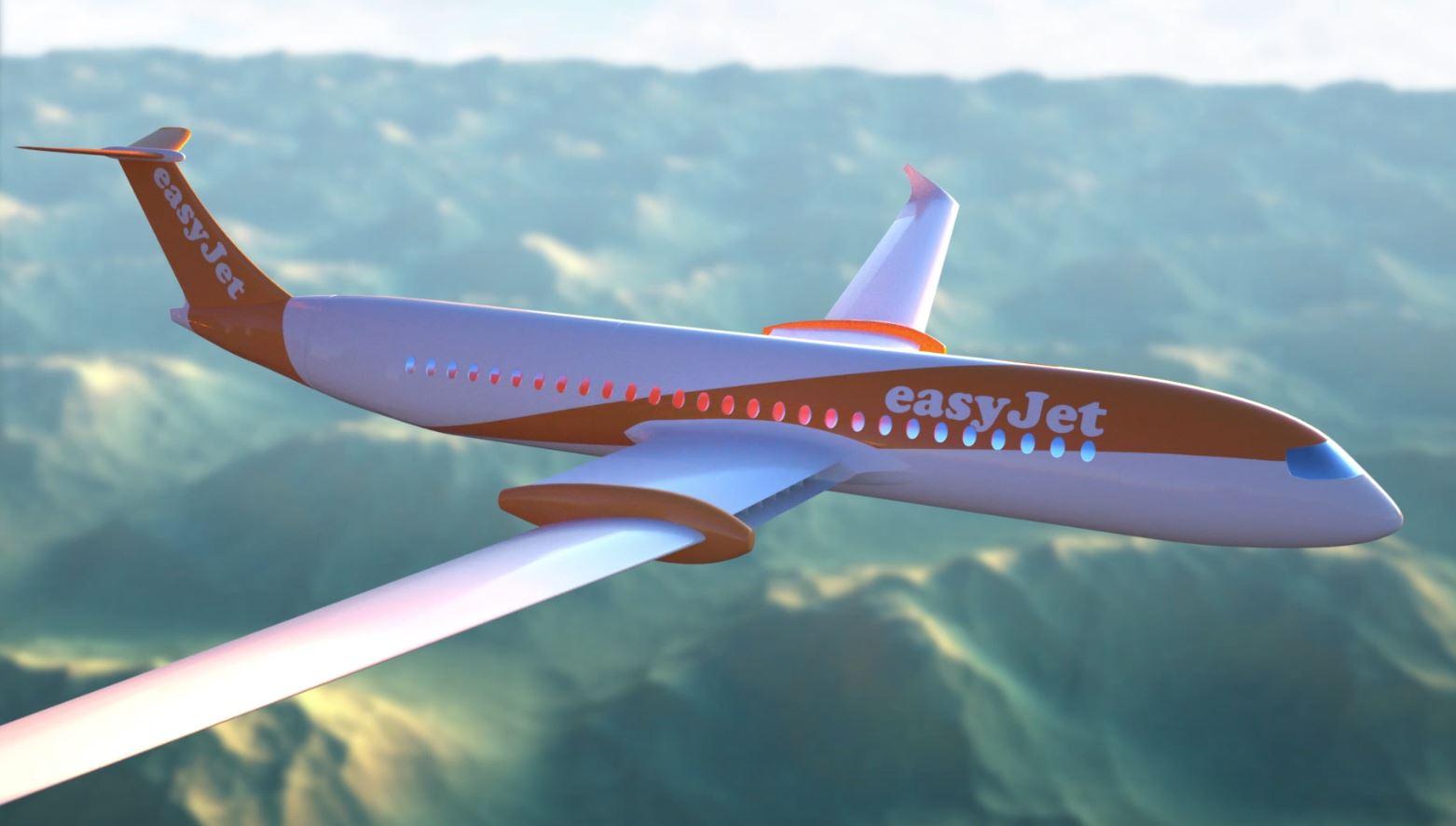Le premier avion électrique d'EasyJet bientôt prêt à décoller