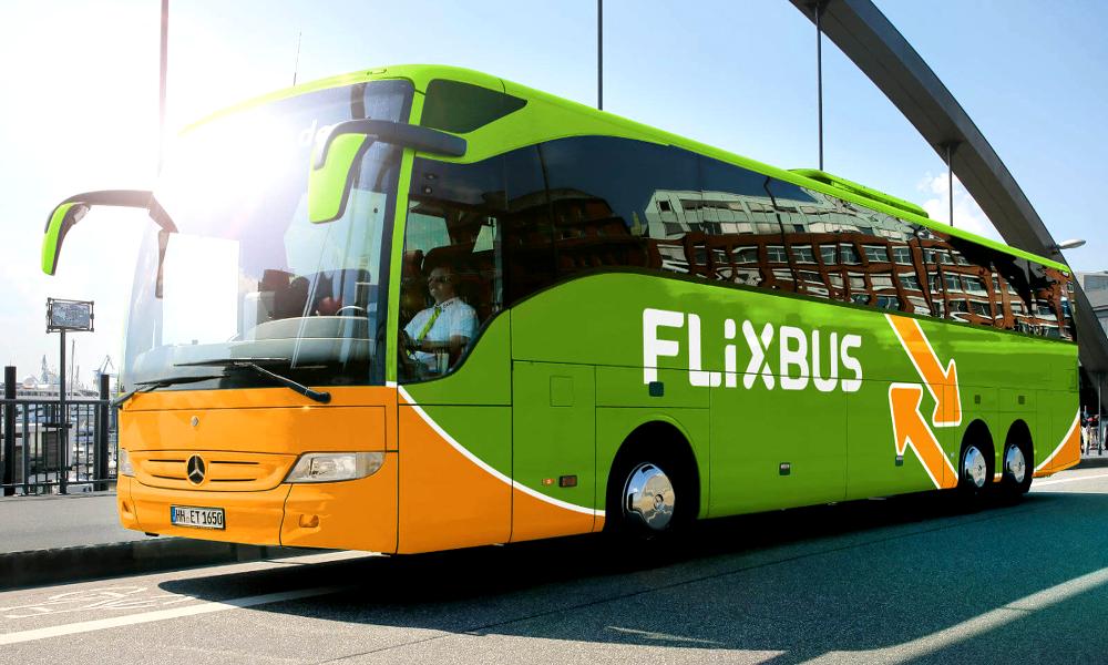 FlixBus voit la vie en vert et lance un autocar à énergie solaire