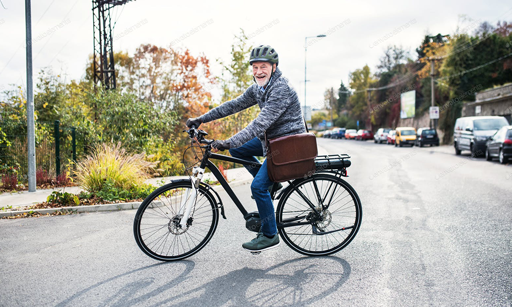 C'est prouvé : se rendre au travail à vélo augmente l'espérance de vie