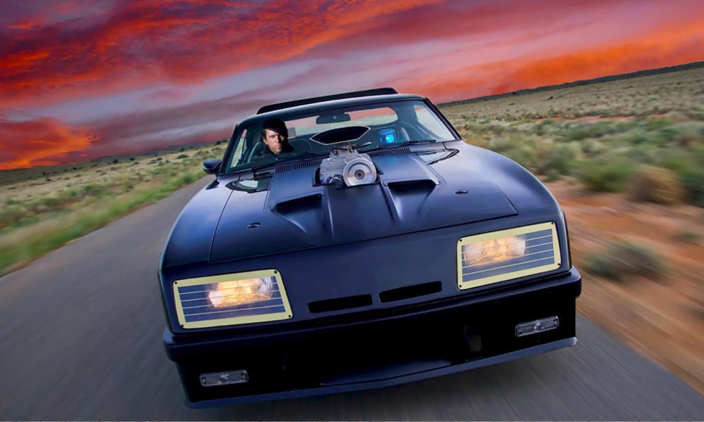 """Rêve de gosse : la mythique voiture de """"Mad Max"""" est à vendre"""