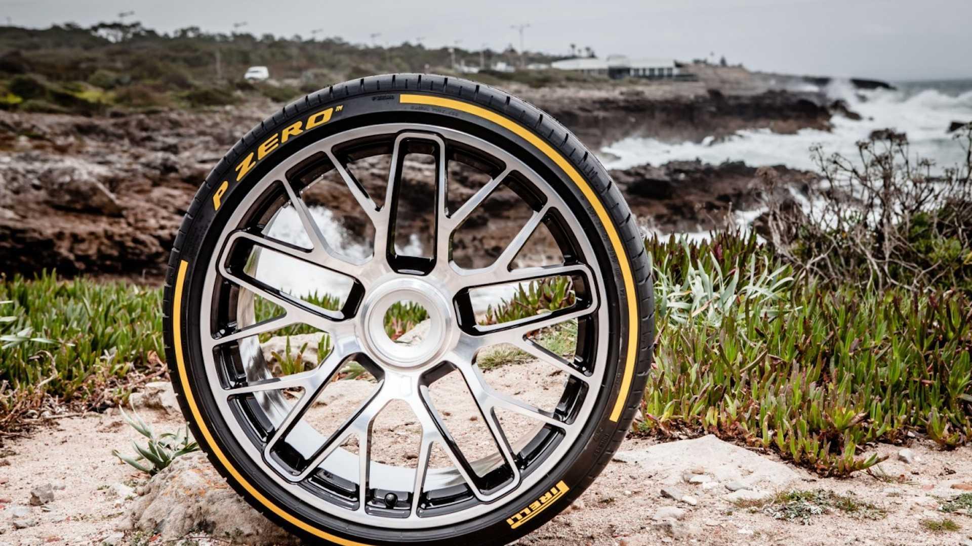 Pirelli réinvente la route avec un pneu connecté en 5G
