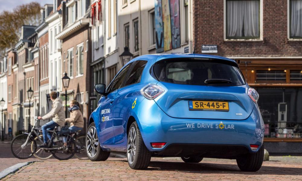 Remplacer tous les parkings par des voitures en libre-service : le projet fou des Pays-Bas