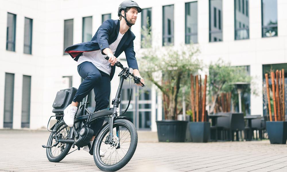 Selon une étude, la solution au réchauffement climatique… c'est le vélo électrique