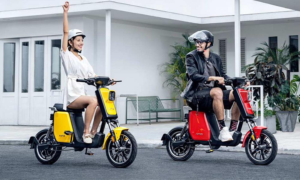 Ce scooter électrique chinois coûte moins cher qu'un smartphone